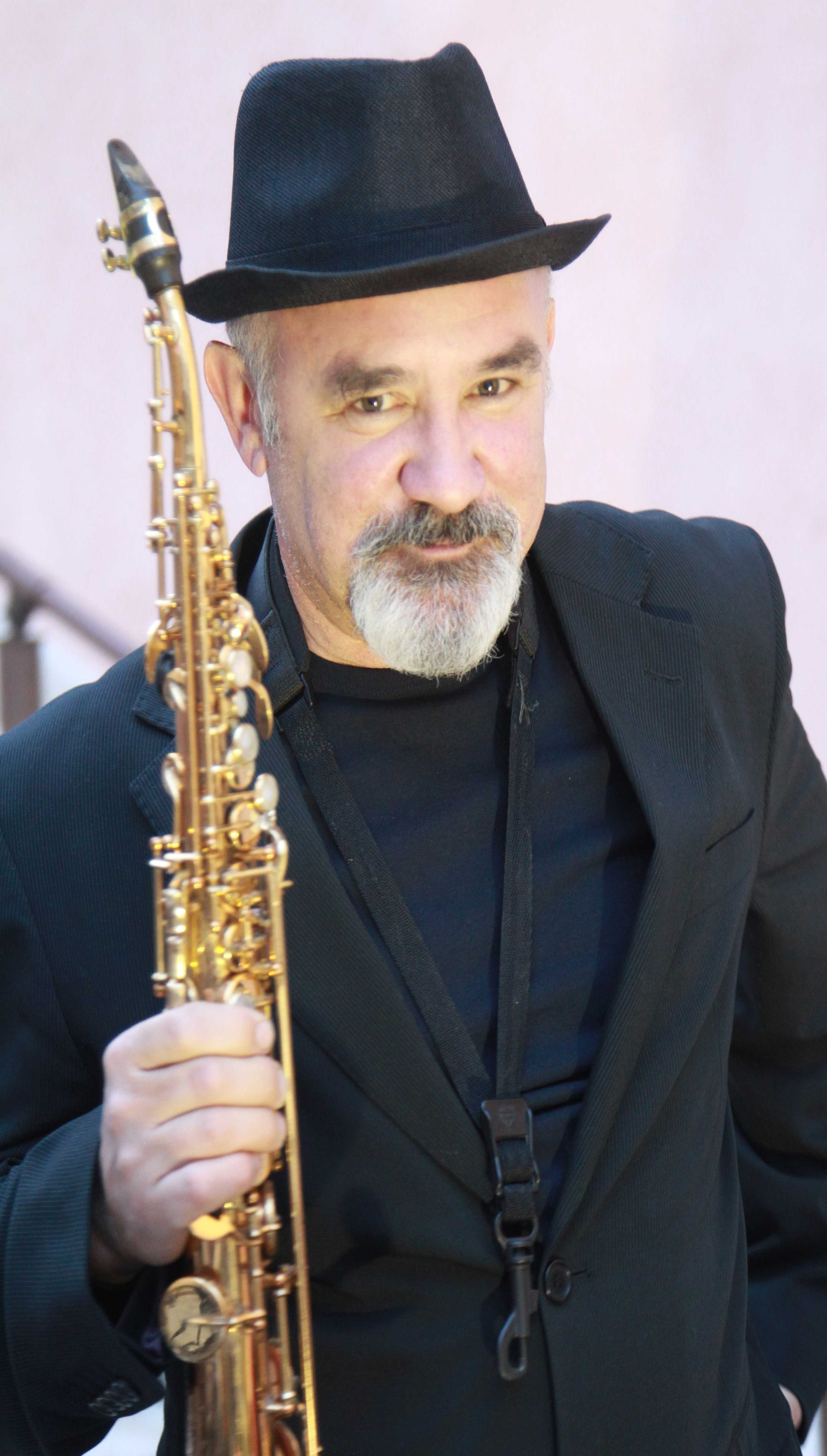marco castelli sax player